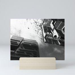 san francisco free bird Mini Art Print