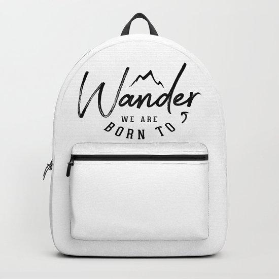 Wander Backpack