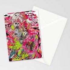 black peak mountain Stationery Cards