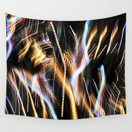 Light Mash Wall Tapestry