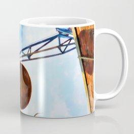 Bucket 1 Coffee Mug