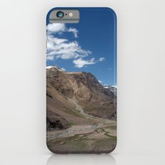 Scenery in Spiti Valley iPhone 6s Slim Case