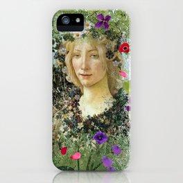 Primavera iPhone Case