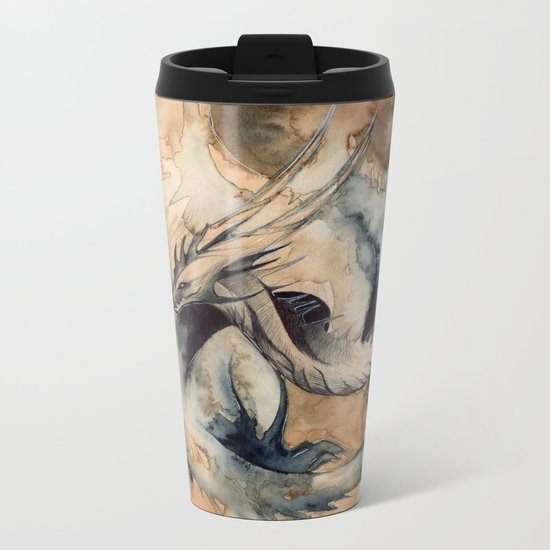 PAYNE'S DRAGON Metal Travel Mug