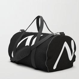Alphabet ...N Duffle Bag