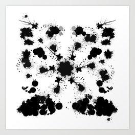 Rorsch 1 Art Print