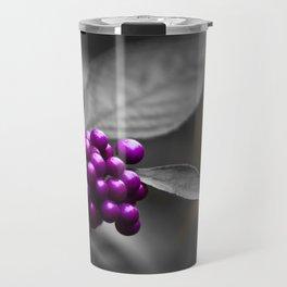 Purple Only Travel Mug