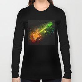 Guitar rock music Long Sleeve T-shirt