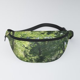 Forest Light and Shade Fanny Pack