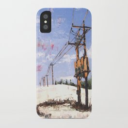 March First iPhone Case
