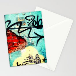 Street Art 2 Stationery Cards