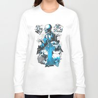 tomb raider Long Sleeve T-shirts featuring Tomb by Tshirt-Factory