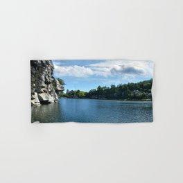 Mohonk Lake Hand & Bath Towel
