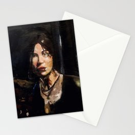 RTR Lara Croft Stationery Cards