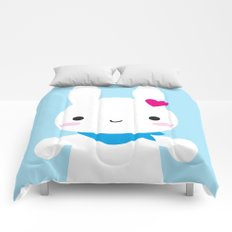 Super Cute Kawaii Bunny Comforters