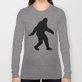 PNW Sasquatch Long Sleeve T-shirt