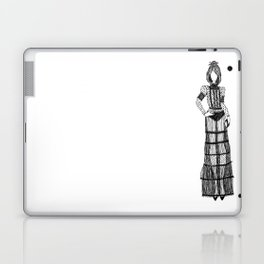 Imogen Poots Laptop & iPad Skin