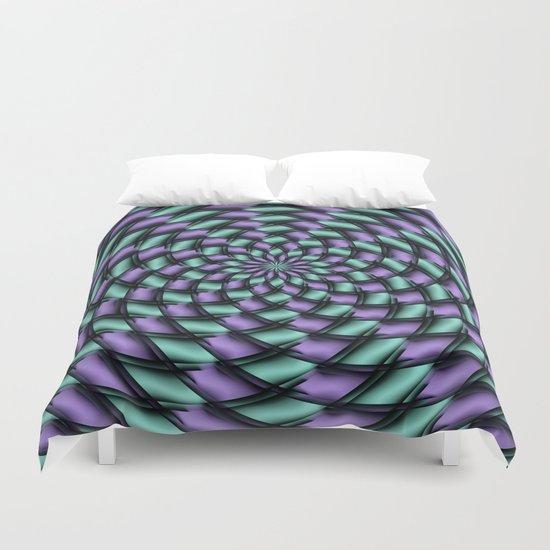 Tessellation 3 Duvet Cover