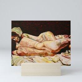 The Dreamers Mini Art Print