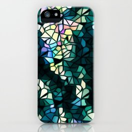Heart Of Mosaic iPhone Case