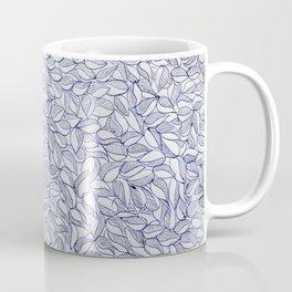 Leaf Me Be Coffee Mug