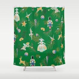 Nutcracker Shower Curtain