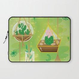 Cacti Terrariums Laptop Sleeve