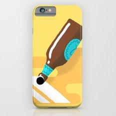 Spilled Beer iPhone 6s Slim Case