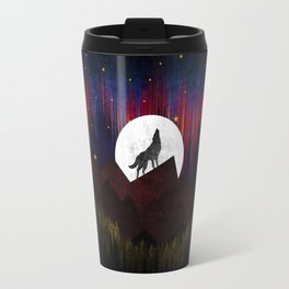 Wolf XOX Travel Mug