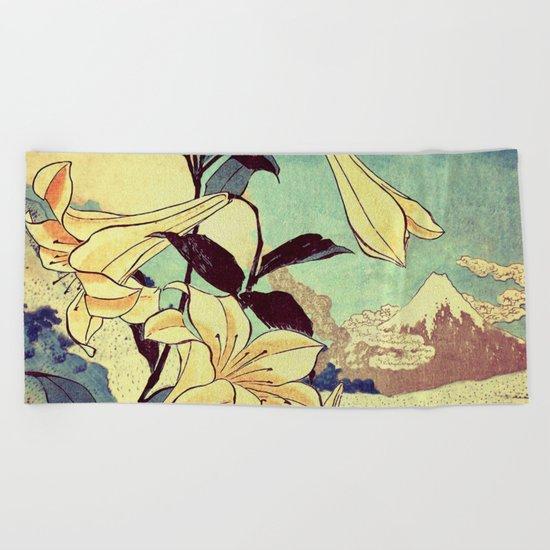 Dreams of Iinyia Beach Towel
