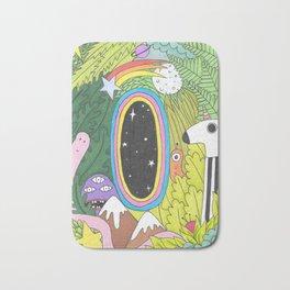 Universe Portal Bath Mat