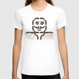 GO COMPARE..MOUSTACHES T-shirt