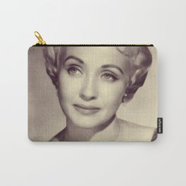 Jane Powell, Actress Carry-All Pouch