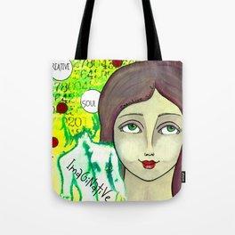Creative Soul Tote Bag