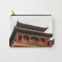 Forbidden City Building Carry-All Pouch
