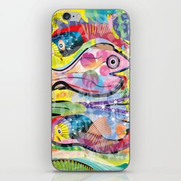 Seafood iPhone Skin