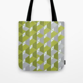 3D Lovely GEO V Tote Bag