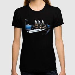 Rat Rod Motor T-shirt
