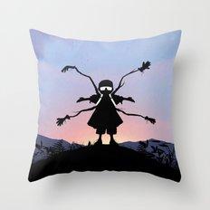 Doc Ock Kid Throw Pillow