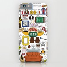 Collage iPhone 6s Slim Case