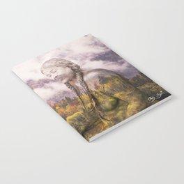 Pine Eagle Mama Notebook