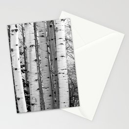 Into the Woods / Black & White Stationery Cards