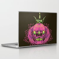 third eye Laptop & iPad Skins featuring Third eye by Tshirt-Factory