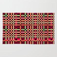 Little squares pattern! Rug
