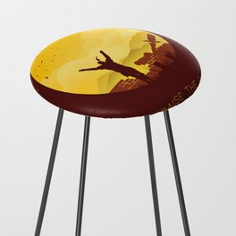 Solaire (Dark Souls) Counter Stool