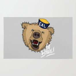 Go Bears! Rug