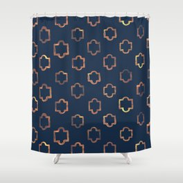 Giardino Collection 1 Shower Curtain