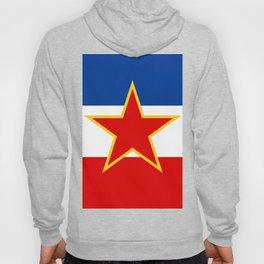 Flag of Yugoslavia Hoody