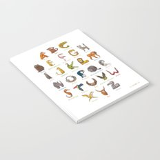 Wildlife-ABC Notebook