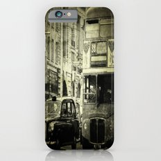 Buses & Taxis Slim Case iPhone 6s